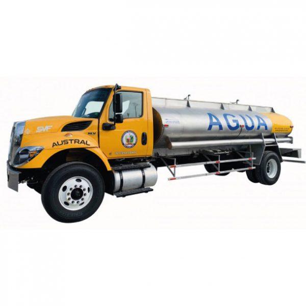 Camión International HV 4x2 Austral Cía. Ltda. International Ecuador