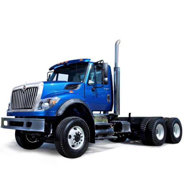 Camión International Workstar Austral Cía. Ltda. International Ecuador