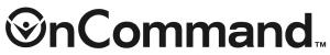 Logotipo OnCommand